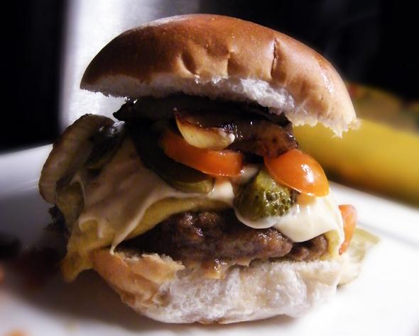 huisgemaakte-hamburger