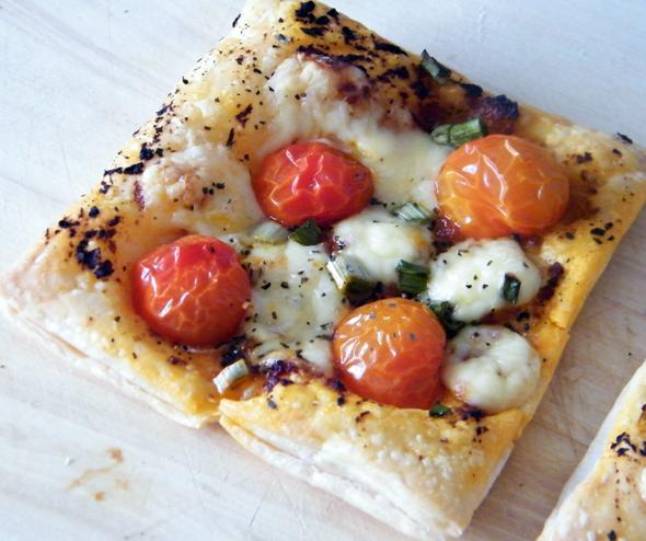 mini-pizzaatje