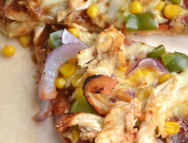 OMF's Studentenkeuken: BBQ Chicken salade OhMyFoodness