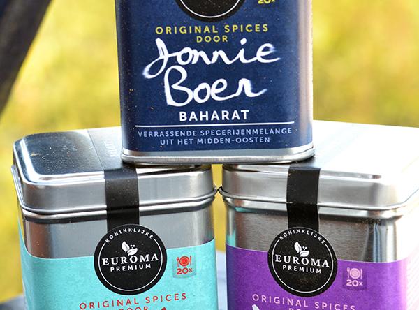 jonnie boer original spices