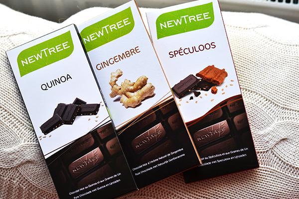 NewTree chocolade