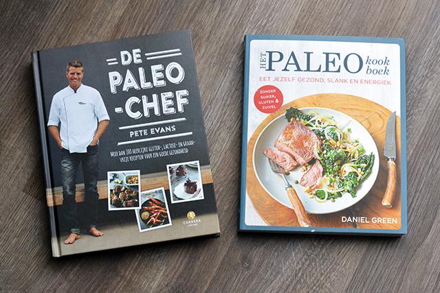 Mijn Favoriete Paleo Kookboeken