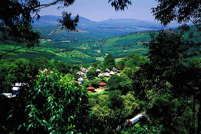 Want 2 Visit: Zuid-Afrika