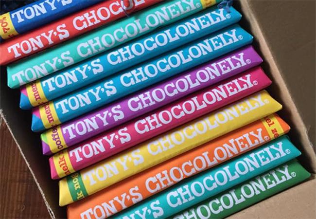 Winactie Tony's Chocolonely