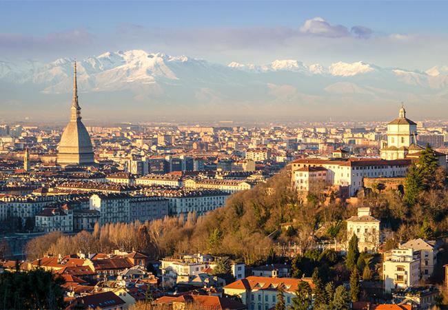Op de planning: Turijn