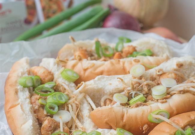 Pad Thai Broodjes