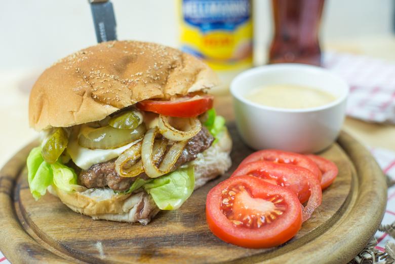 Mozzarellaburger