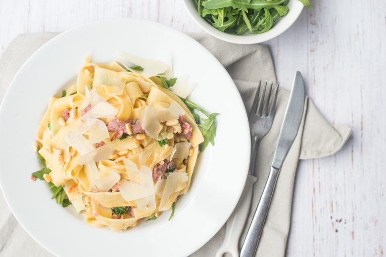 Carpaccio Pasta