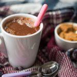 Peanutbutter hot chocolate