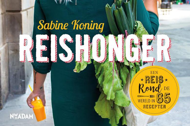 Reishonger Kookboek sneak peek