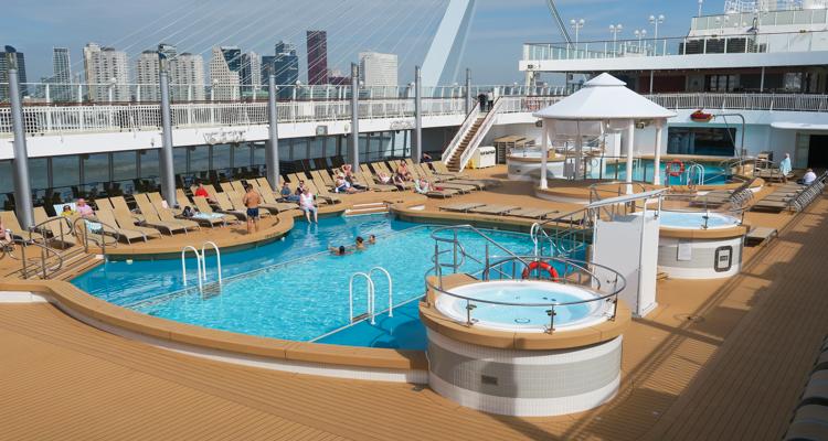 Op de bucketlist: Cruisevakantie