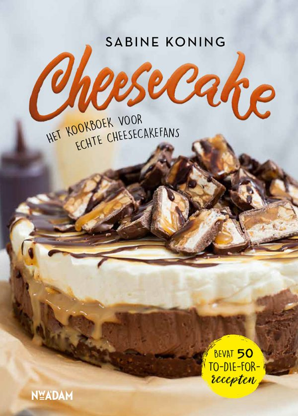 CHEESECAKE omslag