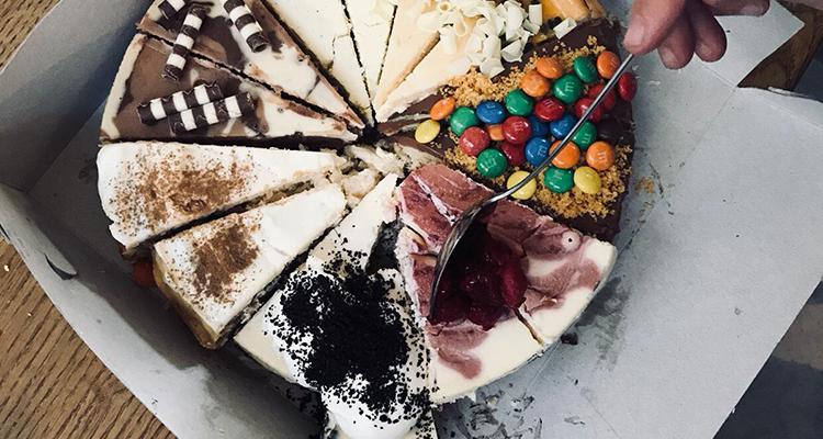 Pop-up Cheesecakecafe
