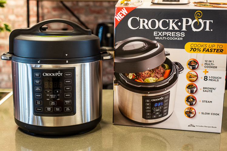 Crockpot Express-Pot CR051 review