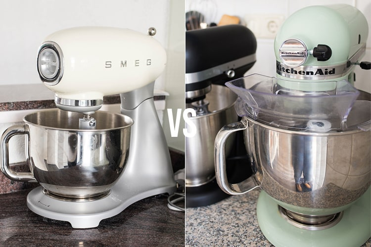 SMEG vs KitchenAid review
