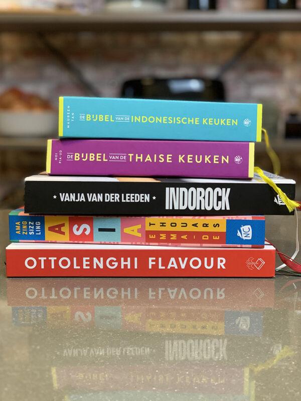 Favoriete kookboeken van dit moment