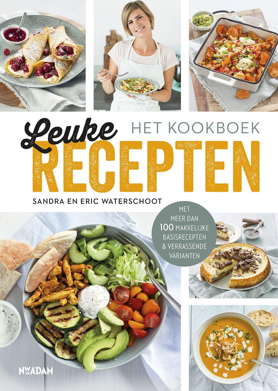 Leuke Recepten kookboek