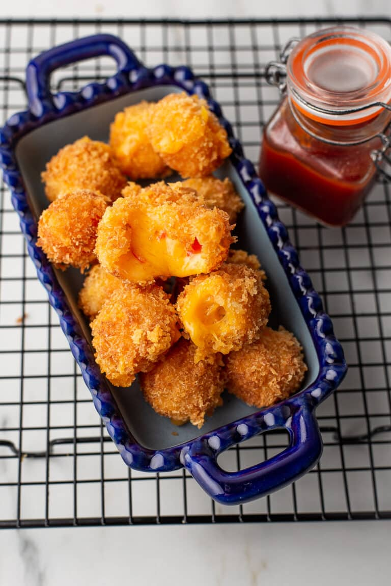 Chili cheese nuggets