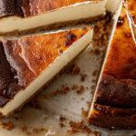 'Burnt' Cheesecake