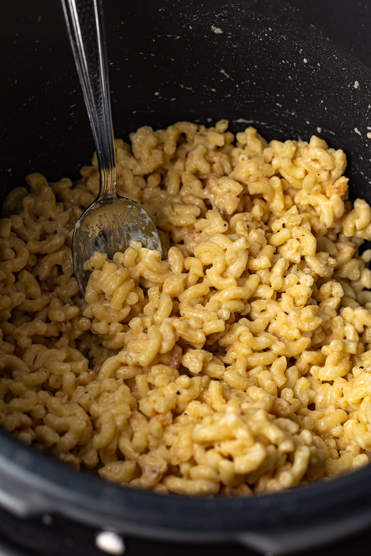 Mac & Cheese uit de instant pot