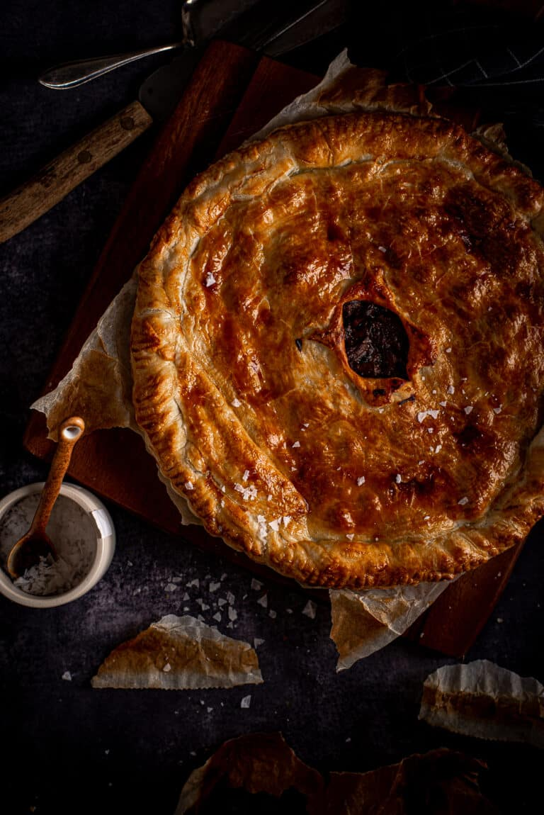 Schotse Steak Pie