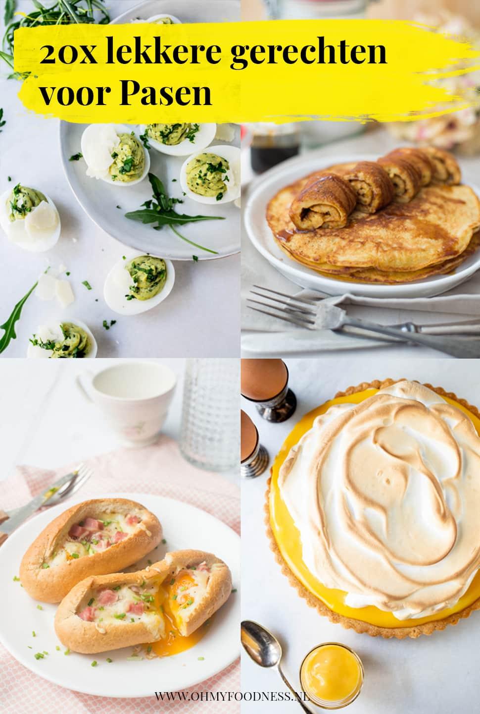 20x lekkere gerechten voor Pasen