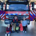 Eetdagboek van een brandweerman