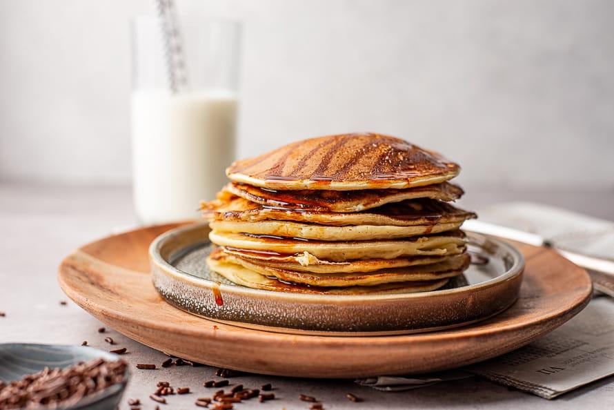 Kwark pancakes