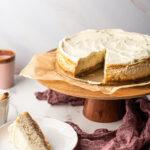 Ketoproof cinnamonroll cheesecake