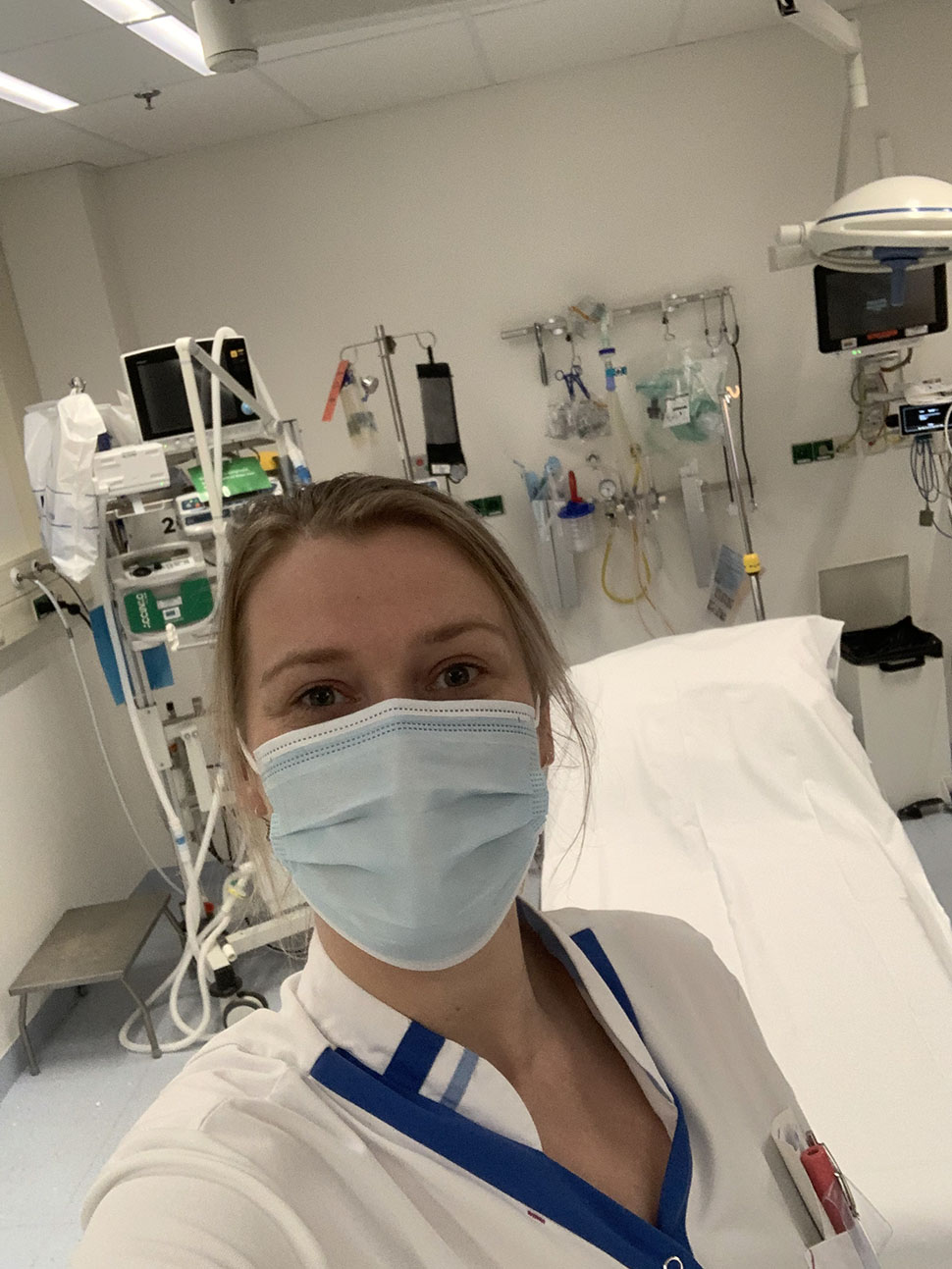 Eetdagboek van een SEH-verpleegkundige