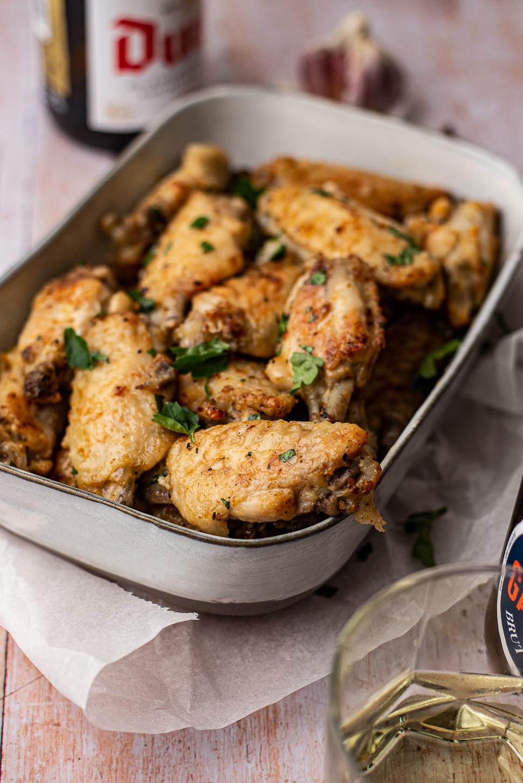 Chickenwings uit de instant pot