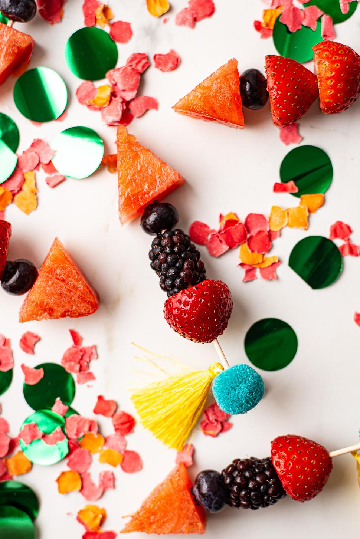 Fruit vuurpijlen