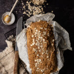 Honing-havermoutbrood