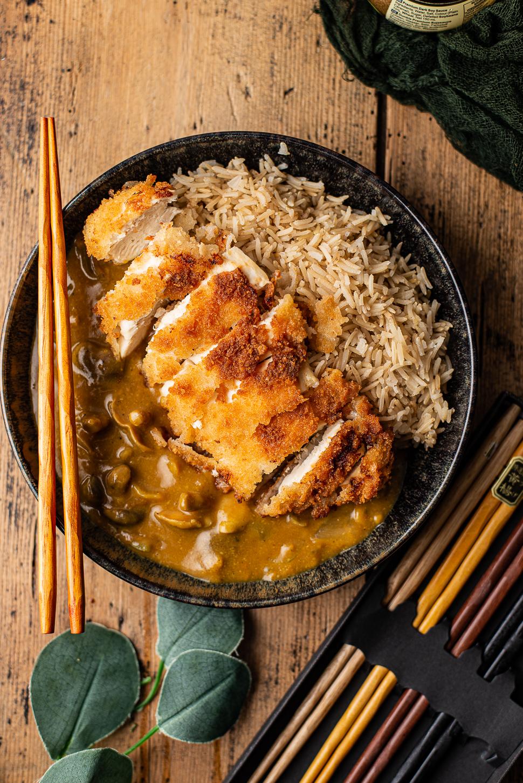 Kip Katsu curry