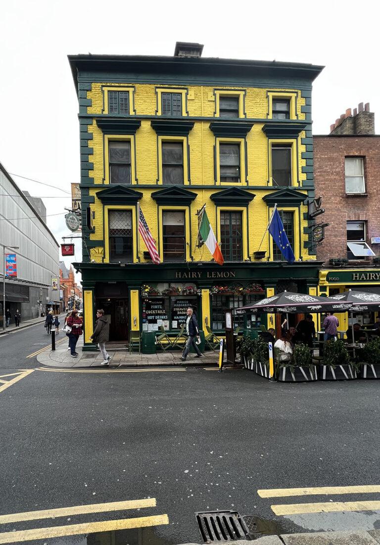 CITY GUIDE DUBLIN